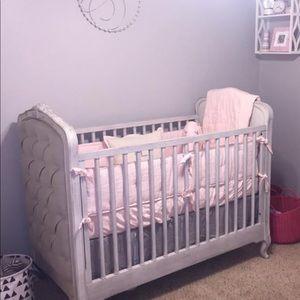 Restoration Hardware Bedding Rh Baby And Child Crib Poshmark